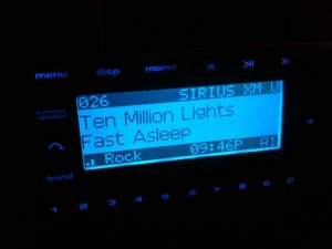 Fast Asleep  by Ten Million Lights on XMU Sirius Satellite Radio
