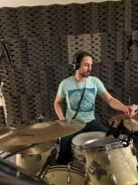 Paul Hardie (drums - Ten Million Lights)