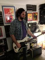 Russ Ellis (bassist for Ten Million Lights)